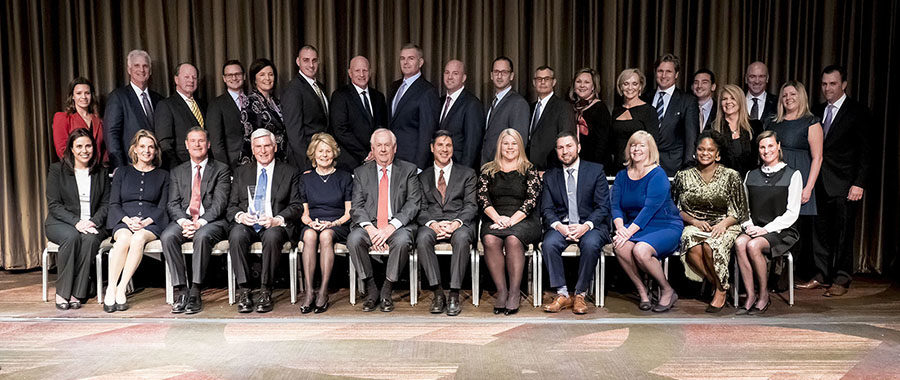 IICF Honors RSG at Annual Benefit Dinner
