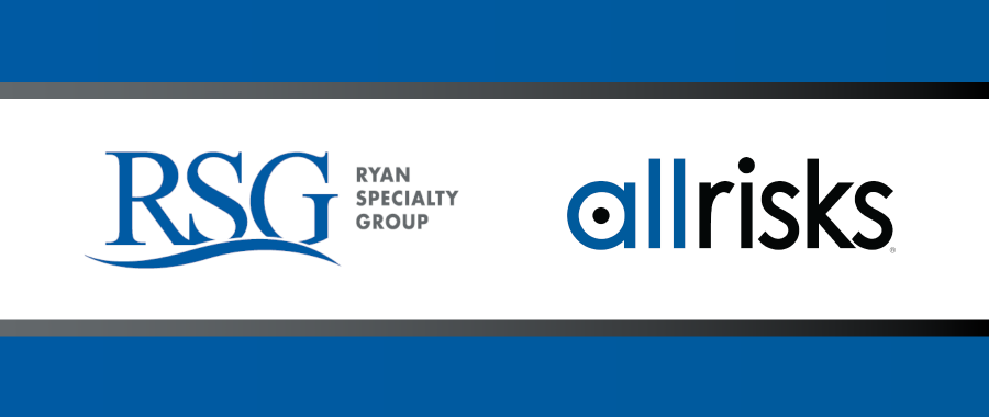 Ryan Specialty Group and All Risks Sign Definitive Agreement to Merge